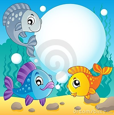 Fish theme image 2