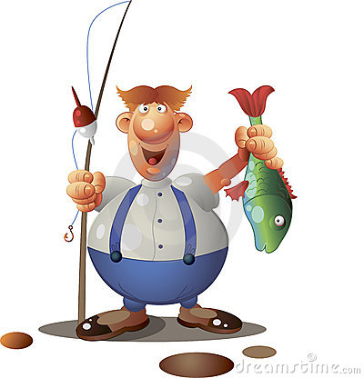 Free Fisherman Stock Photo - 23259780