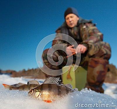 Free Fisherman Royalty Free Stock Image - 45723826
