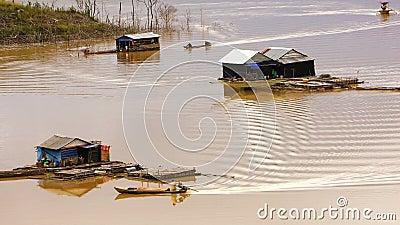 Unique fishing village
