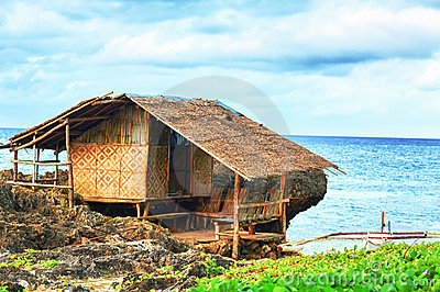 Fisherman hut