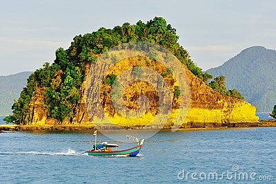 Fisherman of Malaysia Editorial Photo