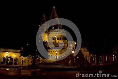 Fisherman s Bastion in Buda Castle