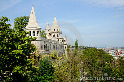 Fisherman s Bastion in Budapest