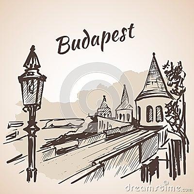 Free Fisherman S Bastion - Budapest, Hungary Stock Images - 75517954