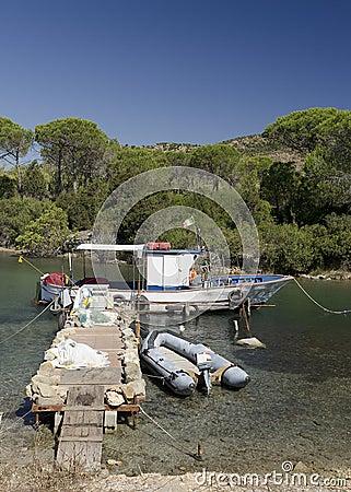 Fisherman s boat