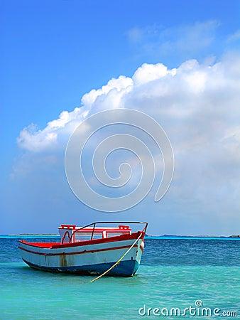 Free Fisherman S Boat In Aruba Stock Photo - 20354420