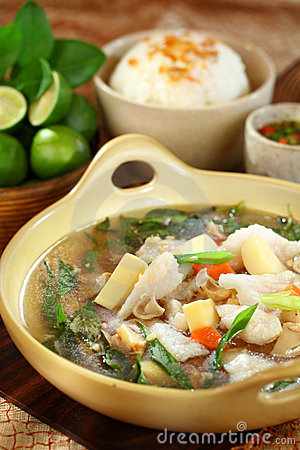 Free Fisherman Soup Royalty Free Stock Image - 20711976