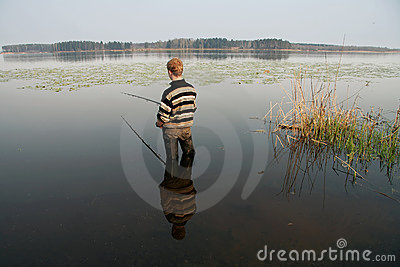 Fisherman, summer, travel 2