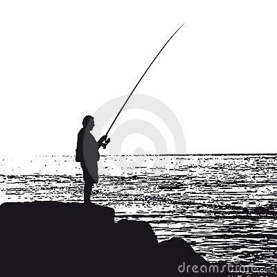 Fisherman (vector)