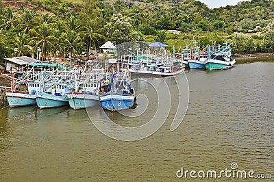 Fisherman village.