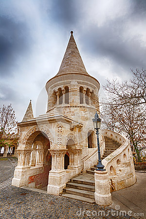 Fishermans Bastion Tower, Budapest