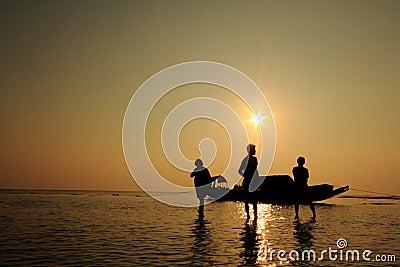 Fishermen of Andamans