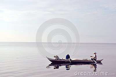 Fishermen On Boat  Free Public Domain Cc0 Image