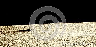 Fishermen s boat