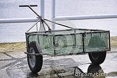 Fishermen s cart