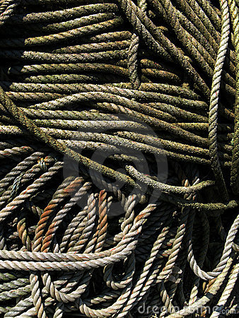 Fishermen s ropes