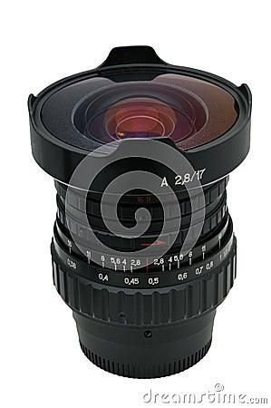 Fisheye - ultra wide lens