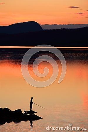 Free Fishing Royalty Free Stock Photo - 16339215