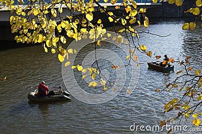 Fishing Editorial Image