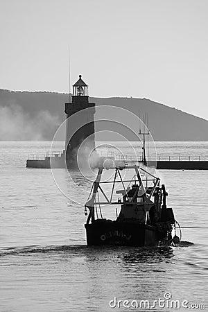 Free Fishing Boat Royalty Free Stock Photo - 62520545