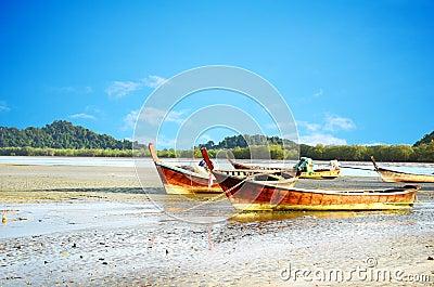 Fishing Boat, Ranong Thailand.