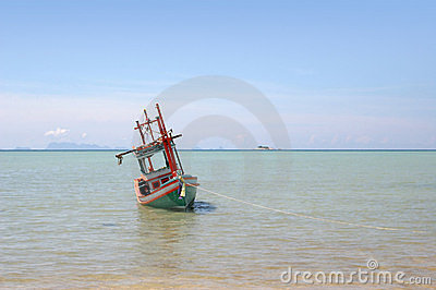 Fishing Boat - Thailand