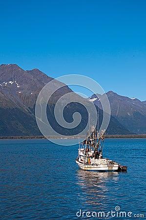 Fishing Boat in Valdez