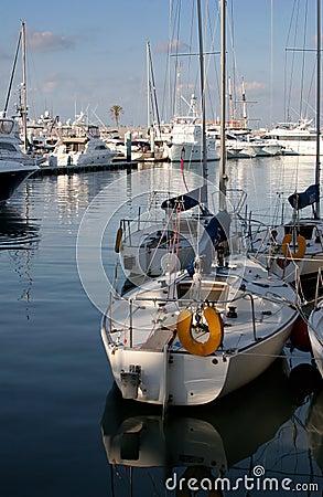 Free Fishing Boats Stock Image - 633111