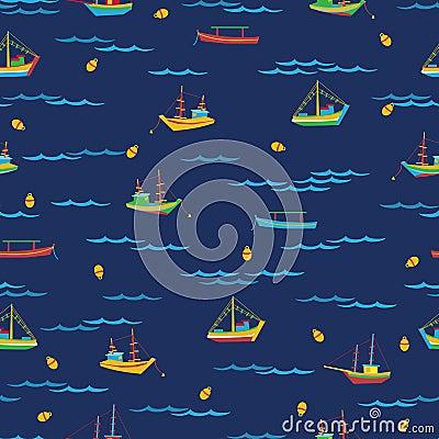 Free Fishing Boats Stock Photos - 78335783