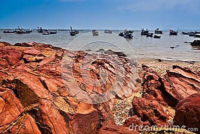Fishing Boats Fleet