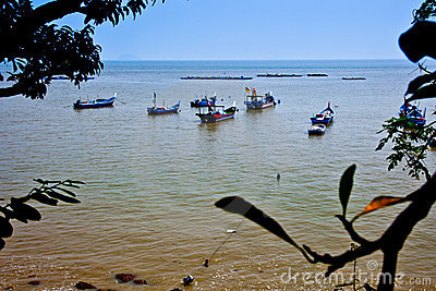Fishing Boats, Malaysia