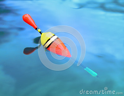 Fishing Bobber Stock Photo Image 52307172