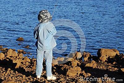 Fishing Boy 13