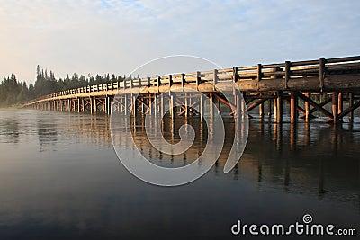 Fishing Bridge,Yellowstone National Park