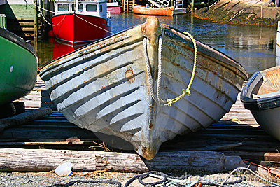 Fishing Dory