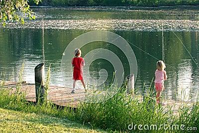 Fishing in Lansing, MI