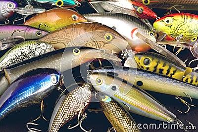Fishing Lures Detail