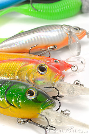 Fishing Lures (Wobblers)