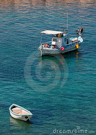 Fishing marina