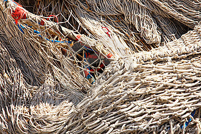 Fishing Net Stock Images - Image: 14508204