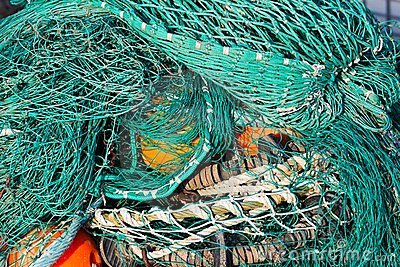 Fishing Net Stock Images - Image: 23850974