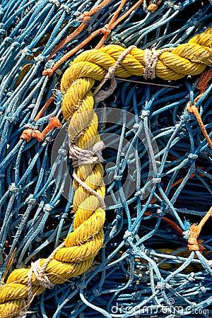 Free Fishing Net 4 Stock Photo - 538290