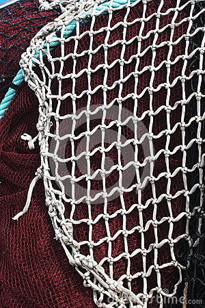 Free Fishing Nets Royalty Free Stock Image - 64709516