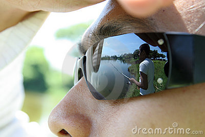 Fishing outdoor activity