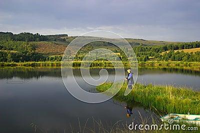Fishing paradise