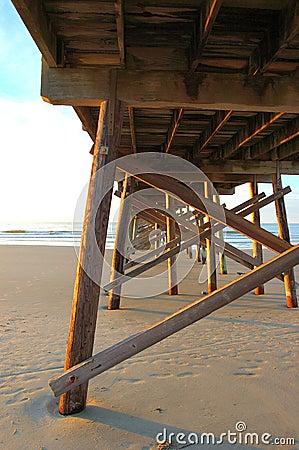 Fishing Pier - Sunset Beach NC
