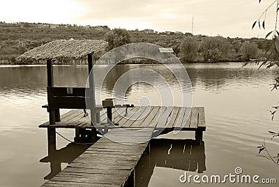 Fishing place