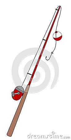 Free Fishing Pole Stock Photo - 6551090