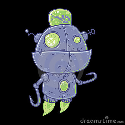 Fishing Robot